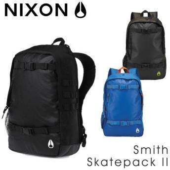 『NIXON -ニクソン』Smith Skatepack II [C1954][スミス 2 スケートパック 21L バックパック メンズ レディース ユニセックス ]