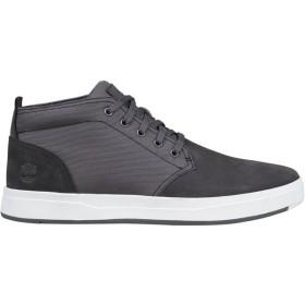 ティンバーランド Timberland メンズ ブーツ シューズ・靴 Davis Square Chukka Boots Grey