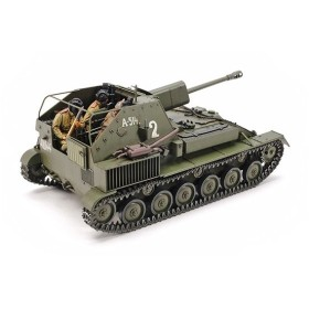 ソビエト自走砲 SU-76M タミヤ 1/35MM 35348