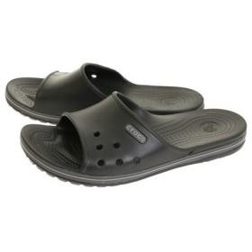 クロックス(crocs) crocband 2 slide Blk #P204108-02S (Men's)