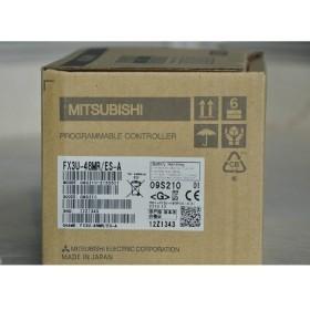 三菱電機 シーケンサ FX3Uー48MR ESーA 未使用新品