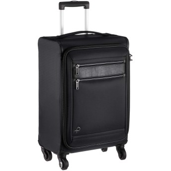 [プロテカ] スーツケース 日本製 フィーナST キャスターストッパー TSAダイヤルファスナーロック付 機内持ち込み可 29L 48 cm 2kg ブラック