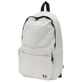 FRED PERRY フレッドペリー メンズバックパック L2201 / TWIN TIPPED BACK PACK ホワイト