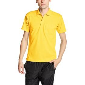 [グリマー] 半袖 4.4オンス ドライ ポロシャツ [ポケット付] 00330-AVP デイジー SS (日本サイズSS相当)