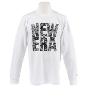 ニューエラ(NEW ERA) 長袖パフォーマンスTシャツ ペイズリービッグニューエラロゴ 11556812-18FW (Men's)