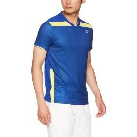 [ヨネックス] テニスウェア ゲームシャツ(フィットスタイル) 10267 [ユニセックス] ミッドナイトネイビー (472) 日本 L (日本サイズL相当)