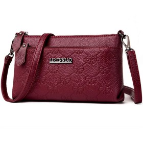 XIRUbaby ショルダーバッグ ポシェット バッグ レディース クラッチ 斜めがけ 肩掛け 鞄 大容量 通勤 就職 結婚式 母の日 プレゼント 5色