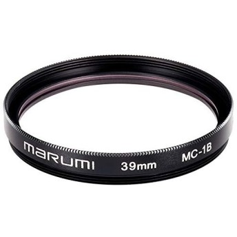 MARUMI 保護用フィルター(スカイライト) MC-1B 39mm ブラック 【特注品】 001267