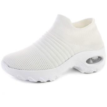 [JOINFREE] レディーススニーカー 安全靴 ナースシューズ 通気性 柔軟性 メッシュシューズ 安全靴 軽量 スボーツスニーカー ランニングシューズ