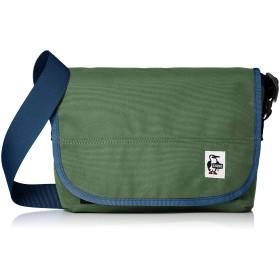 [チャムス] ショルダーバッグ Eco Flap Mini Shoulder Forest Green