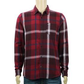 [ホリスター] HOLLISTER 正規品 メンズ 長袖シャツ Iconic Flannel Shirt 323-253-0258-528 M 並行輸入品 (コード:4109160392-3)