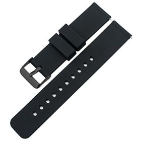 【TON CHARME】トンチャーメー 腕時計用ベルト シリコーン イージークリック Watch Band 時計バンド ステンレスバックル 防水防汗
