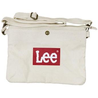 (バッグ)Lee リー サコッシュ (赤)0425439