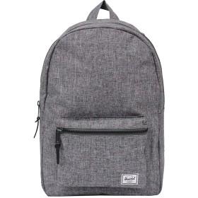 HERSCHEL ハーシェル Settlement Backpack セトルメントバックパック 10005 カラー:Raven Crosshatch:10005-00919 [並行輸入品]