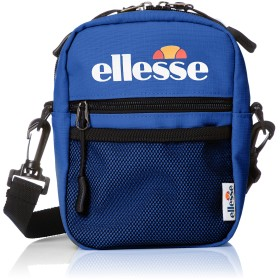 [エレッセ] ellesse エレッセ メンズ レディース 斜めがけ ショルダーポーチ 小さめ 通勤 通学 軽量 ブルー F