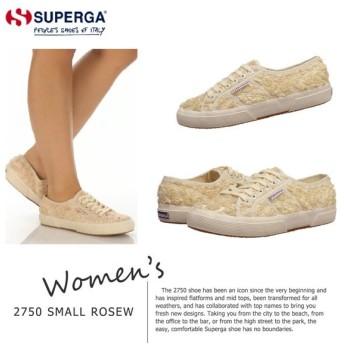 『SUPERGA-スペルガ-』2750 SMALL ROSE W-キャンバス スニーカー ローズー-