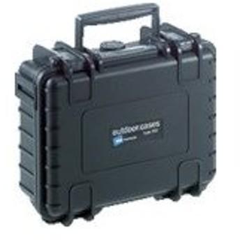 B&W プロテクタケース 500 黒 フォーム [500/B/SI]  500BSI 販売単位:1