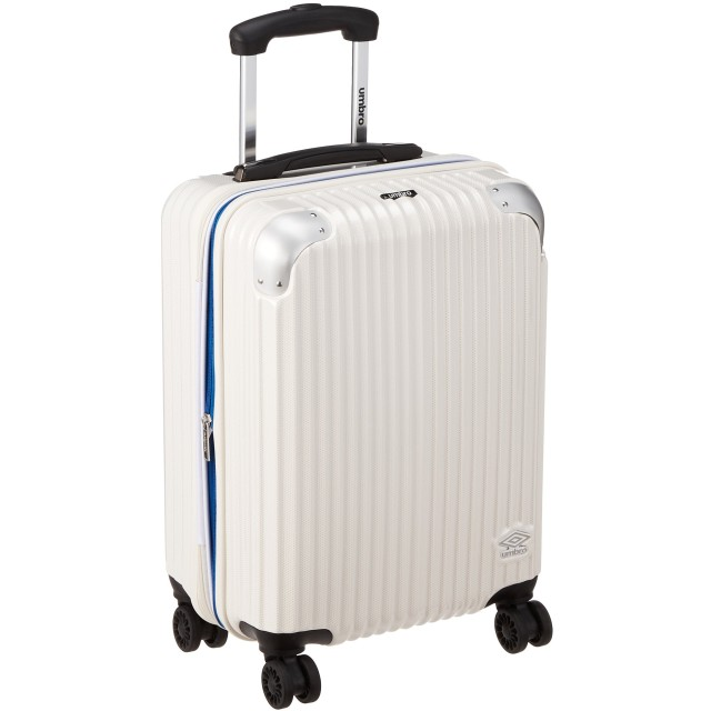 [アンブロ] スーツケース等 ハードキャリー ホワイト