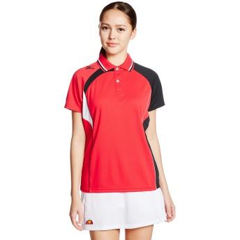 (ミズノ)MIZUNO テニスウェア ゲームシャツ [WOMEN'S] 62JA6213 62 レッド S