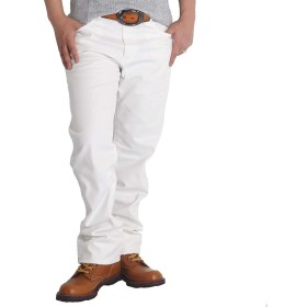 チノパン メンズ ストレッチ ストレート 裾上げ済み ウエスト79(股下70cm)6322 ホワイト06