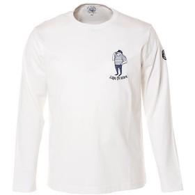 (シナコバ) SINA COVA 長袖Tシャツ ホワイト LLサイズ