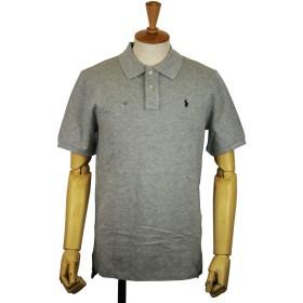 (ポロ ラルフローレン) POLO RALPH LAUREN ボーイズ 半袖 ポロシャツ 323603252 グレー XL [並行輸入品]