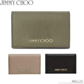 『JIMMY CHOO-ジミーチュー-』NELLO[カードケースレディース メンズ パスケース]