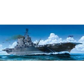 25179 アメリカ海軍 航空母艦 CV-3 サラトガ ポントスモデル社製ディテールアップパーツ付き  タミヤ1/700WL プラモデル