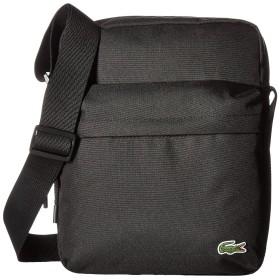 [ラコステ] Lacoste メンズ Neocroc Crossover Bag ハンドバッグ Black [並行輸入品]
