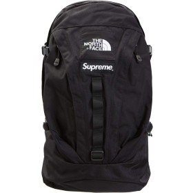 Supreme/North Face Expedition Backpack Black 18FW シュプリーム/ノースフェイス エクスペディション バックパック (アメリカ正規・並行輸入品)