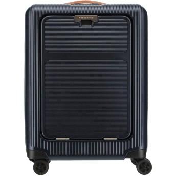 [フリーランス] スーツケース 36L 48cm 3.24kg FLT-012 ネイビー