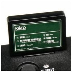 22-202-9   サウンドカード〈209系〉  KATO  カトー