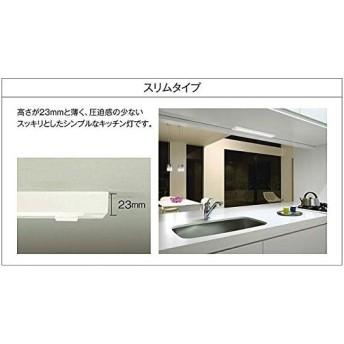 大光電機(DAIKO) LEDキッチンライト (LED内蔵) LED 6W 温白色 3500K DCL-40244A