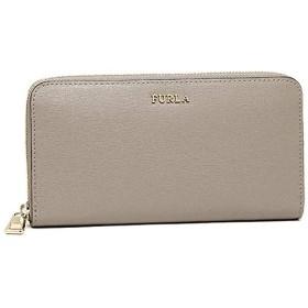 [フルラ] 財布 FURLA PR82 B30 BABYLON XL ZIP AROUND バビロン レディース 長財布 無地 871023 SABBIA [並行輸入品]