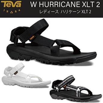 [テバ] サンダル レディース ハリケーン XLT 2 HURRICANE XLT2 ブラック 1019235-BLK FOOTWEAR Black テヴァ スポーツサンダル 靴 アウトドア ストラップ [並行輸入品]