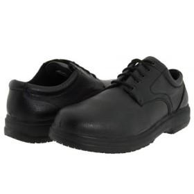 Deer Stags(デアスタッグズ) メンズ 男性用 シューズ 靴 オックスフォード 紳士靴 通勤靴 Service - Black 9 W (3E) [並行輸入品]