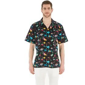 Hawaii Hangover SHIRT メンズ US サイズ: Large カラー: ブラック
