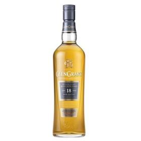 業務店御用達 人気ギフト ウイスキー グレングラント 18年:700ml 洋酒 Whisky (34-2)