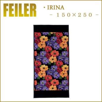 フェイラー ベッドカバー 150×250 イリナ