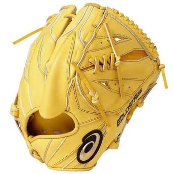 アシックス 野球 硬式グローブ 投手用 グラブ ゴールドステージ スピードアクセル タイプA 右投げ BGH8SP 200カラー LH 送料無料