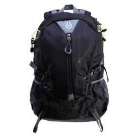 k-outdoor バックパック アウトドア リュックサック ビジネスリュック 通学 旅行 登山 ハイキング 耐衝撃 盗難防止 大容量 軽量 防水 ブラック