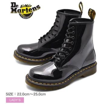ドクターマーチン ブーツ レディース 1460 パテント 8ホール ブーツ 11821011 ブランド 靴