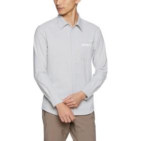 [フェニックス] 長袖 シャツ Nomado shirts PH752LS15 メンズ ライトグレー M (日本サイズM相当)