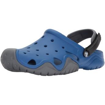 [クロックス] サンダル スウィフトウォーター クロッグ メンズ 202251 Blue Jean/Slate Grey 25.0cm