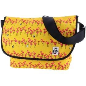 (チャムス) CHUMS メッセンジャーバッグ [コーデュラエコメイド] [Eco CHUMS Messenger Bag] 7.フラミンゴ