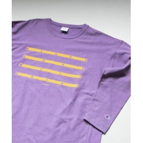 WORK NOT WORK(ワークノットワーク) トップス Tシャツ・カットソー Champion×WORK NOT WORK 別注LONG-SLEEVE T-SHIRTS【送料無料】