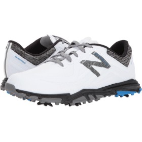 (ニューバランス) New Balance メンズゴルフシューズ・靴 NBG1007 Minimus Tour White/Black 11 (29cm) EE - Wide