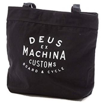 (デウスエクスマキナ) DEUS EX MACHINA シンプル トート NEW CLASSICS 【DMF77777】 ブラック / -