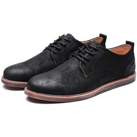 [ヘブンデイズ] Heaven Days 革靴 ビジネスシューズ ドライビングシューズ ローファー 紳士靴 外羽根 プレーントゥ マットカラー メンズ 1803N0182