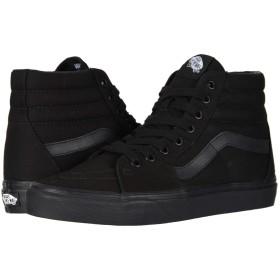 [VANS(バンズ)] メンズスニーカー・靴 SK8-Hi Core Classics Black/Black/Black Men's 10, Women's 11.5 (28cm(レディース28.5cm)) Medium [並行輸入品]